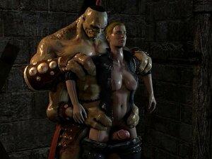 Mortal Kombat X porno animasjoner