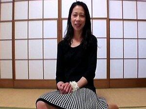 44 år gamle Narumi Sakai elsker å være Creampied (Usensurerte)
