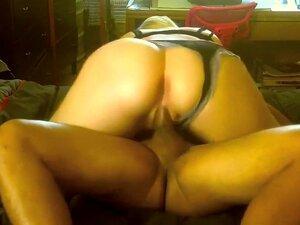 My Big Booty Blonde Riding Min Pikk! Ekte Amatører Video!,