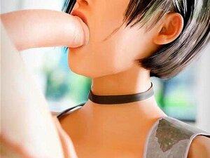 Ada Wong Blowjob Resident Evil 3d animasjon med Lyd